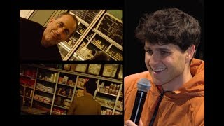 Download Vampire Weekend's Ezra Koenig breaks down 'Father Of The Bride,' ″Sunflower″ cameos, and bagels! Video