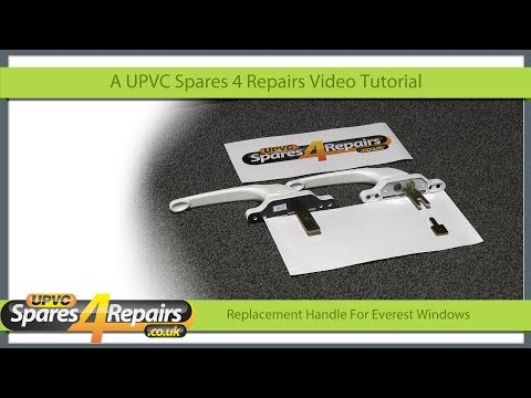 Replacement Handle For Everest Upvc Windows