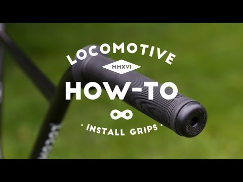 BMX how-to: Install grips, the easy way!