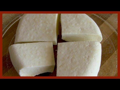 Homemade Raw Milk Cottage Cheese - Paneer