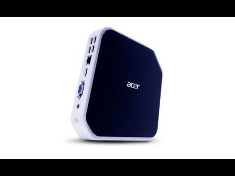 Acer Aspire Revo Nettop Unboxing