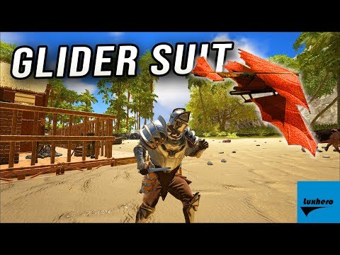 Atlas - How to Craft & Use the Glider Suit