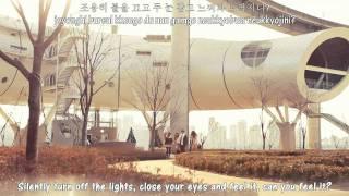 Stellar - U.F.O MV [English subs + Romanization + Hangul] HD