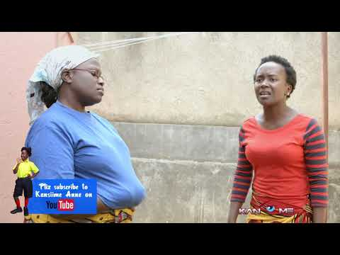Kansiime Anne - Who Told You we Are Friends!? Cover