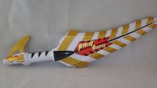 Retro Review: White Drago Sword (Power Rangers Dino Thunder)
