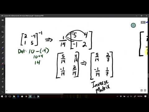 PC   Solving Systems Using Matrices 84