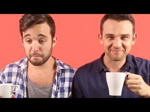 Australians Try Eggnog For The First Time