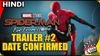 Download Spider-Man Far From Home Trailer #2 Released TODAY? [Explained In Hindi] Video