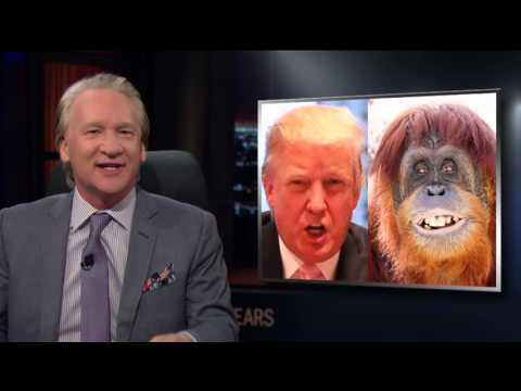 Real Time with Bill Maher: New Rule – Lady and the Trump (HBO)