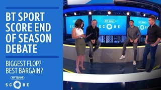 End-of-season Premier League awards   Biggest flop? Bargain? One to watch?