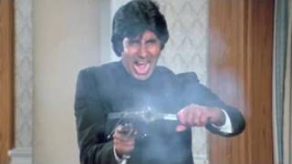 Amitabh Bachchan, Kadar Khan, Inquilaab - Scene 20/21