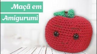 Amigurumi chaveiro elefante (crochê) - YouTube | 180x320