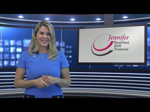 Jennifer Branchini - C.A.R. Treasurer 2020
