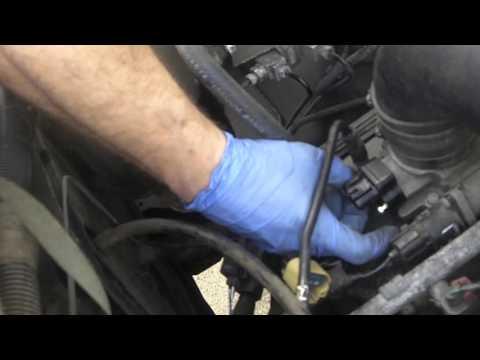 Jeep Wrangler TPS Repair