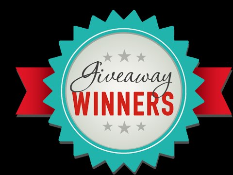 Gaia Natural Cosmetics Giveaway WINNERS