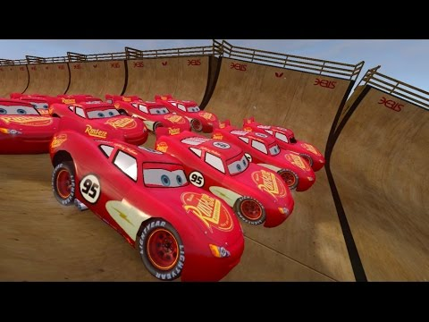 GTA IV Disney Pixar Cars Lightning McQueen and Guido