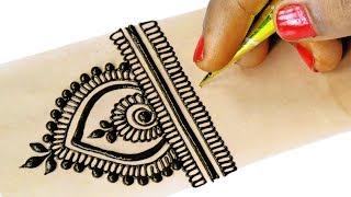 Beautiful Latest Mehndi Design For Hands | Mehndi Designs for Hands #81 @ jaipurthepinkcity