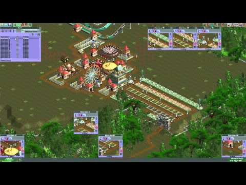 How to save your Park Rating - RollerCoaster Tycoon 2 OpenRCT2