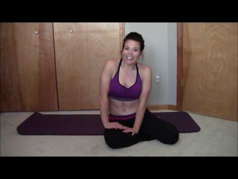ABS WORKOUT ROUTINE- FLAT BELLY. TONED STOMACH AT HOME