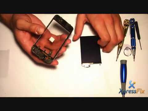 How to repair  iPhone 3G/3GS  glass and digitizer