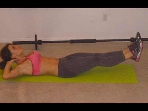 Fit Butt, Tight Abs: Home Workout