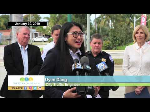 Vision Zero: Already Reducing Traffic Accidents in WPB