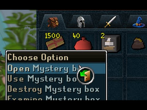 Opening 1500 Small Mystery boxes ($500 worth, 2250 TH keys)