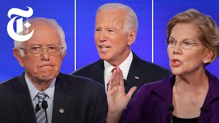 The Democratic Debate: Watch the Highlights From the First Half