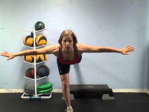 Ski Exercises for Legs & Knees