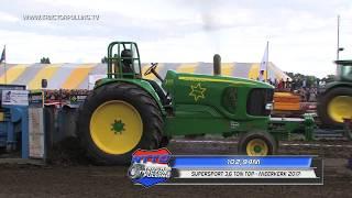 Tractorpullingtv - 3600kg Supersport Top - Meerkerk 2017