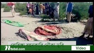 10 bodies recovered over Rohingya boat capsize in Shahparir dwip of Teknaf