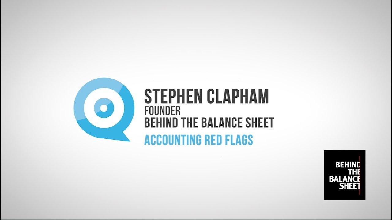 Master Investor Show 2020 – Stephen Clapham – Behind The Balance Sheet