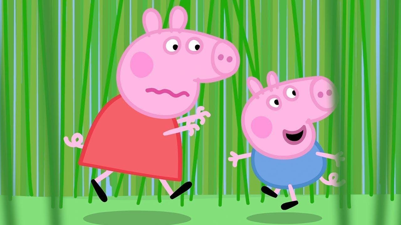 Cartoons für Kinder | Das Lange Gras! | Peppa Pig Deutsch Neue Folgen | Cartoons für Kinder