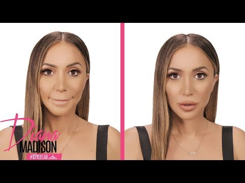 Kylie Jenner Size Lips in 2 Minutes WITHOUT Surgery! | Diana Madison Style Lab