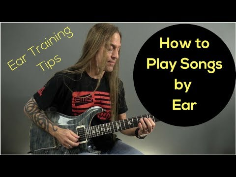 3 Tips to Learn How to Play Songs By Ear (Ear Training) - Steve Stine Live Session