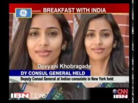 Indian Diplomat Held For Visa Fraud In New York