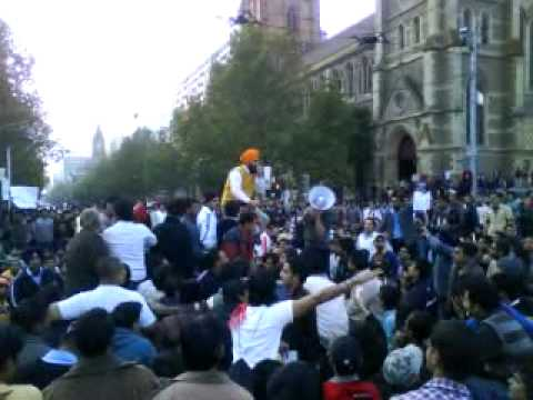 indian student road show in melbourne