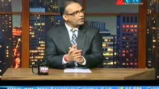 Ajay Bahl With Komal Nahta