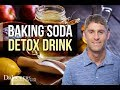 Baking Soda Detox Drink