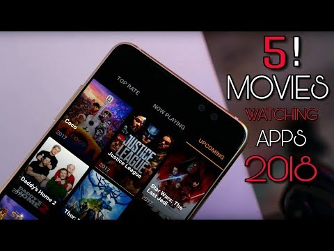 Top 5 Apps To Watch Free Movies HD On  Android Devices 2018 | Free Movie Streaming App | Techy Imran
