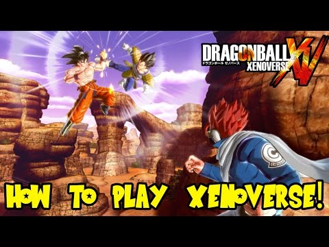 Dragon Ball Xenoverse: How To Play, Basic Moves, Parry, Supers & Ultimates Controls