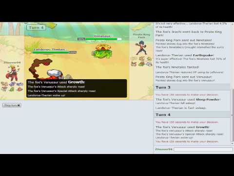 Pokemon Showdown Battle Series [OU] - Battle #5