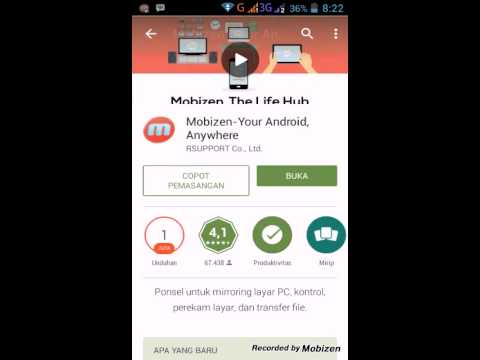 Tutorial screen recorder for android
