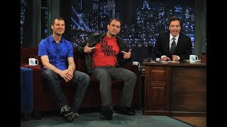 """""""I Spit on Your Love"""" – Matt Stone & Trey Parker in the Late Night With Jimmy Fallon"""