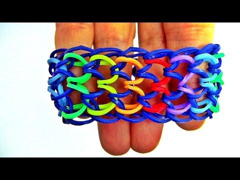 rainbow loom bracelet 16