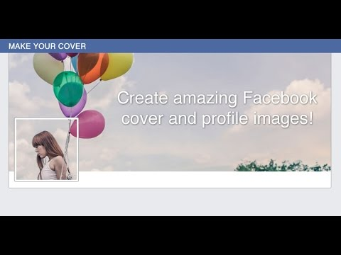 Make your amazing Facebook cover