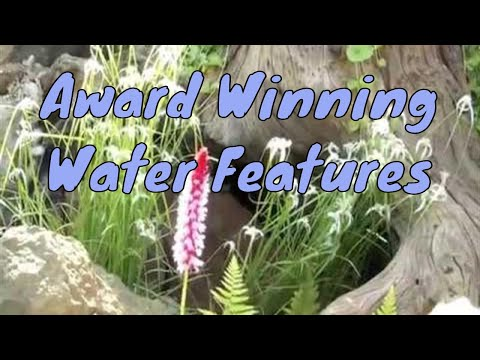 Award-Winning Water Features - UK - Any Pond Limited