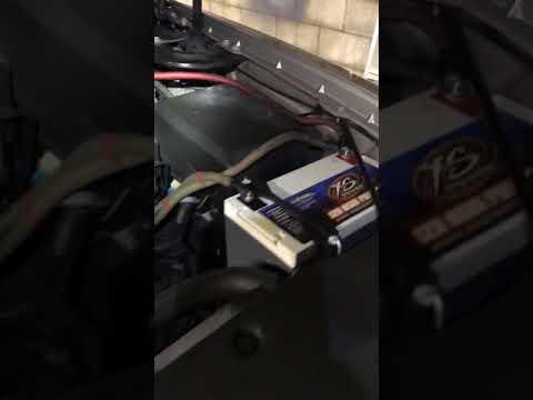 2008 Chevy Silverado ltz second battery install