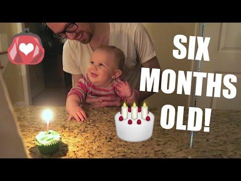 He's 6 months 😭 | DITL VLOG