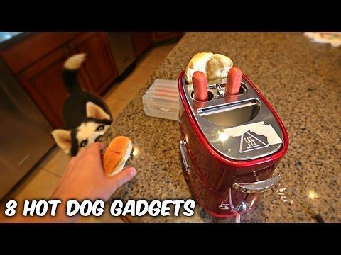 Xxx Mp4 8 Hot Dog Gadgets Put To The Test 3gp Sex